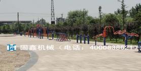 体育设施弯管 社区健身器材弯管 长沙固鑫4000-838-621